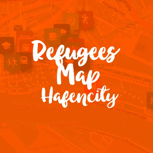 Link zur Refugees Map